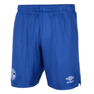 Umbro FC Schalke 04 Shorts 2019/2020 Heim Alternativ Kids