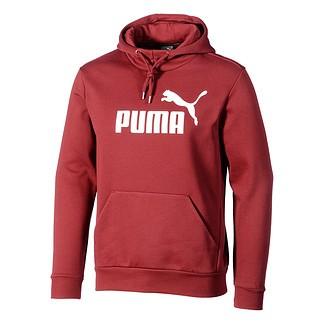 Puma Hoodie ESS No.1 FL Bordeaux