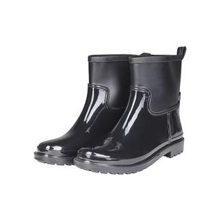URBAN CLASSICS Gummistiefel Rain schwarz