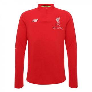 New Balance FC Liverpool Training Top Rot