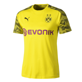 Puma Borussia Dortmund Trainingsshirt 2019/2020 Gelb