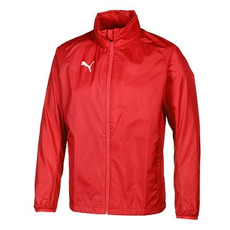 Puma Trainingsregenjacke Core LIGA Rot
