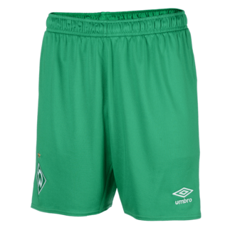 Umbro SV Werder Bremen Shorts 2019/2020 Heim Alternativ