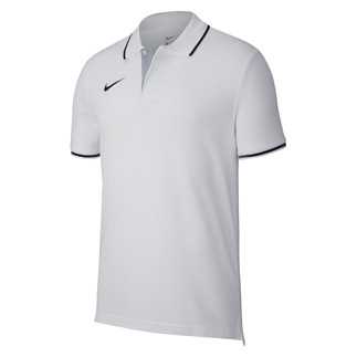 Nike Poloshirt Club 19 Weiß