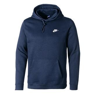 Nike Hoodie Sportswear Swoosh Dunkelblau