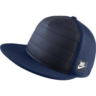 Nike Cap Advance True Blau/Schwarz