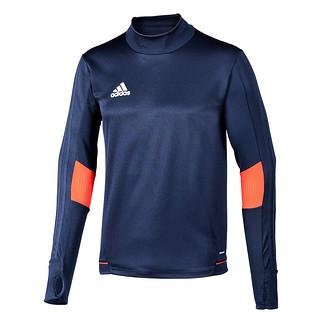 Adidas Trainingsshirt Langarm Tiro Dunkelblau