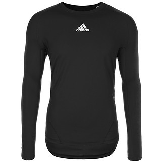 Adidas Trainingsshirt AlphaSkin Sport schwarz