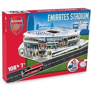 nanostad 3D Stadion Puzzle Emirates Stadium Arsenal London