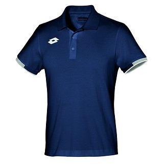 Lotto Poloshirt Delta navy
