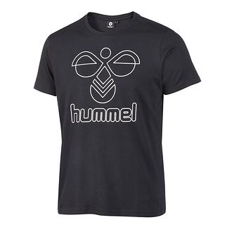 hummel T-Shirt Peter schwarz