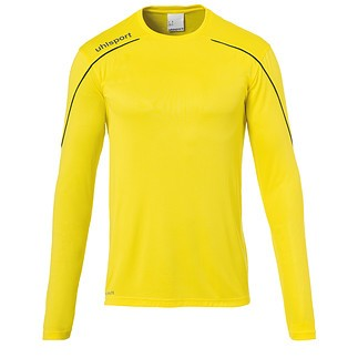 uhlsport Trainingsshirt Langarm Stream 22 gelb
