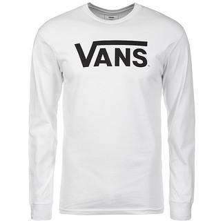Vans Longsleeve Classic weiß/schwarz