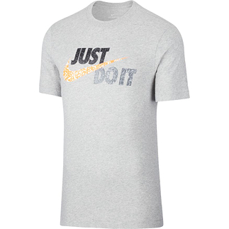 Nike T-Shirt JUST DO IT JDI Grau