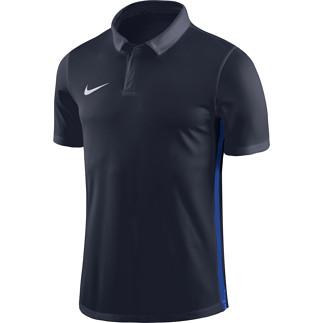 Nike Polo Shirt Academy 18 Dunkelblau