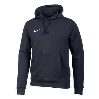 Nike Hoodie Club Schwarz