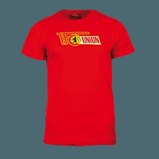 1. FC Union Berlin T-Shirt Logo rot