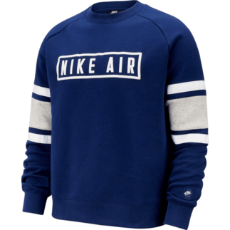Nike Sweatshirt NIKE AIR Blau