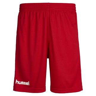 hummel Shorts Core Poly rot