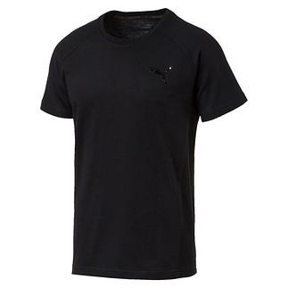 Puma T-Shirt Evostripe Move Schwarz