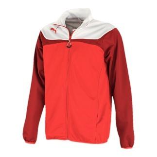 Puma Trainingsjacke Esito 3 rot/weiß