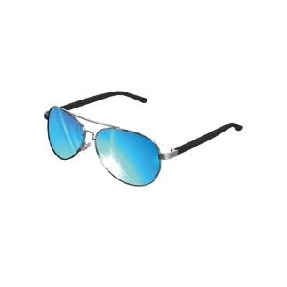 MasterDis Sonnenbrille Mumbo silber-blau