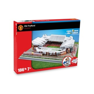 nanostad 3D Stadion Puzzle Old Trafford Manchester