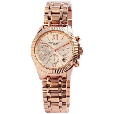 Thomas Sabo Damen Armbanduhr 38 mm WA0222 265 208 38 Gold