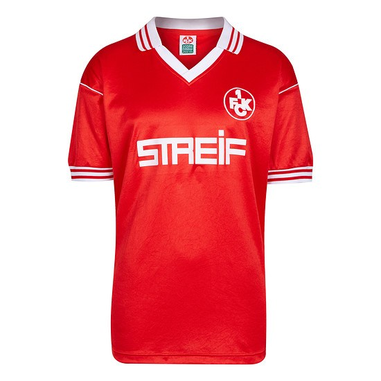 Scoredraw 1. FC Kaiserslautern Retro Trikot 1980/81