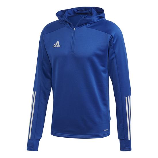 Adidas Hoodie CONDIVO 20 Blau