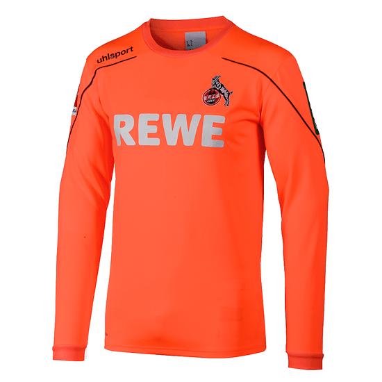 uhlsport 1. FC Köln Torwarttrikot 2019/20 Kinder Heim
