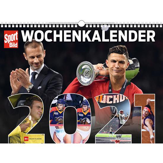 Sport BILD Kalender Sportbilder 2021