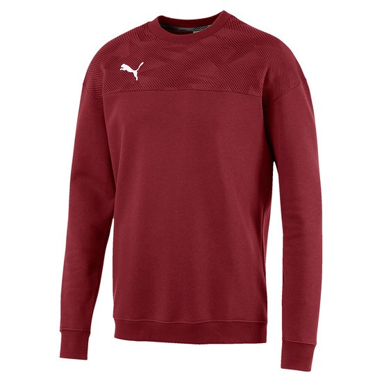 Puma Sweatshirt CUP Casuals Rot
