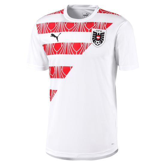 Puma Österreich Team Shirt EM 2021