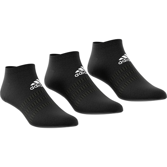 Adidas Sportsocken 3er Pack LIGHT LOW Schwarz
