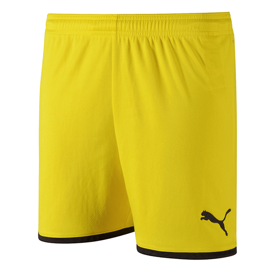 Puma Borussia Dortmund Shorts 2019/2020 Gelb Kinder