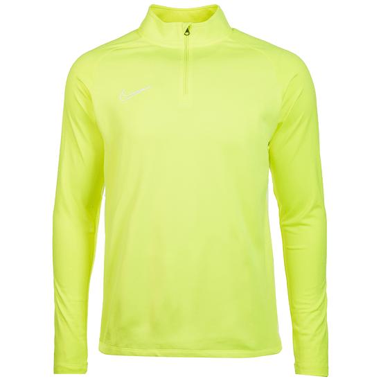 Nike Trainingsshirt Langarm Academy 19 Neongelb
