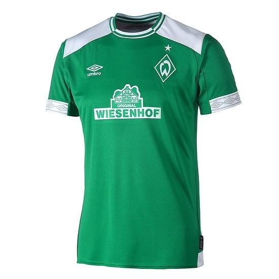 Umbro SV Werder Bremen Trikot 2018/2019 Heim Kinder