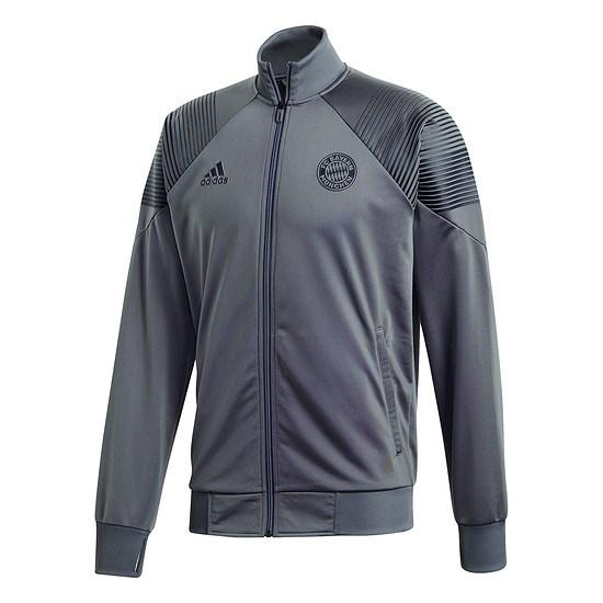 Adidas FC Bayern München Freizeit Jacke
