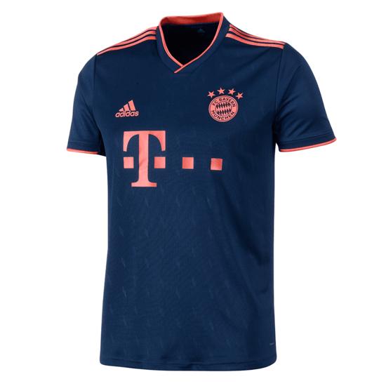 Adidas FC Bayern München Trikot 2019/2020 CL Kinder