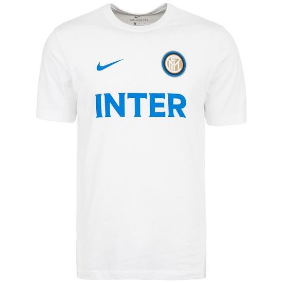 Nike Inter Mailand T-Shirt Core Match weiß/blau
