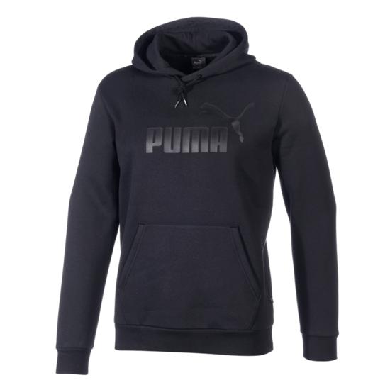 Puma Hoodie ESS No.1 FL Black