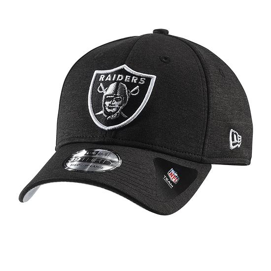 New Era Oakland Raiders Cap Shadow Tech 39THIRTY schwarz