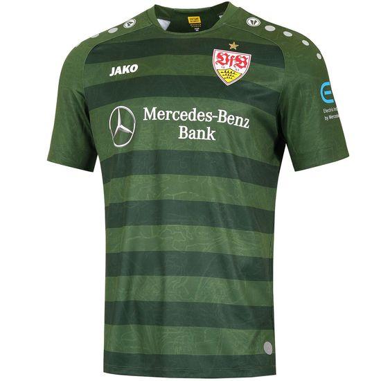 Jako VfB Stuttgart Trikot 2020/2021 Ausweich