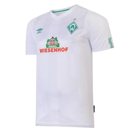 Umbro SV Werder Bremen Trikot 2019/2020 Auswärts Kinder
