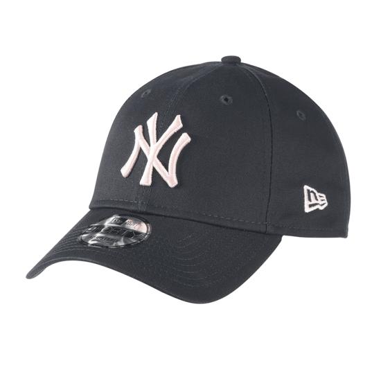 New Era New York Yankees Cap League Essential 9FORTY blau