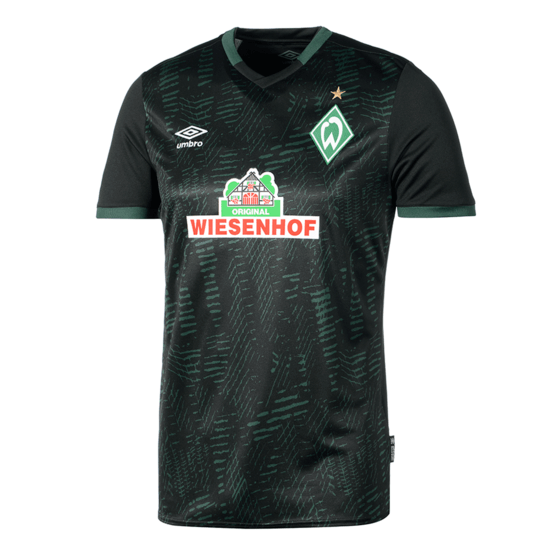 Umbro SV Werder Bremen Trikot 2019/2020 3rd