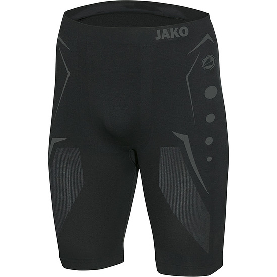 Jako Short Tight Comfort schwarz