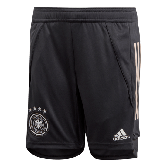 Adidas Deutschland DFB Training Shorts EM 2020 Kinder Anthrazit