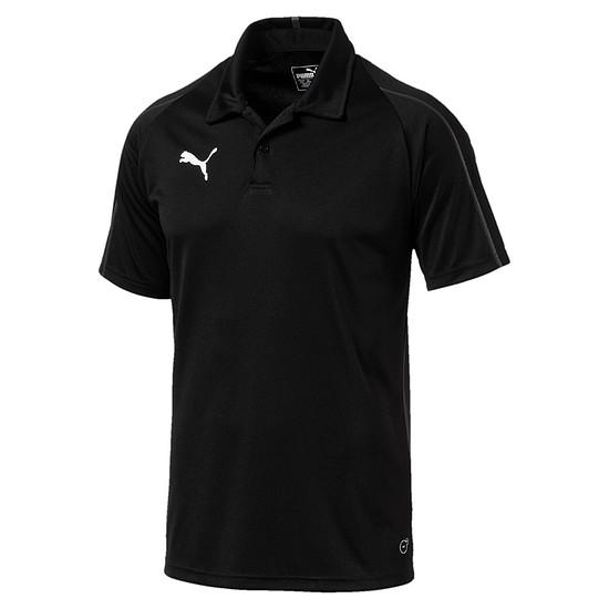 Puma Poloshirt FINAL Training Schwarz